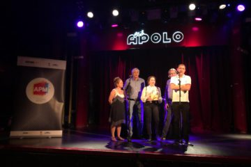 APM Premio Backstage Apolo 2