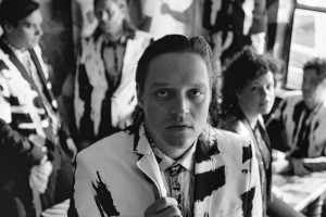 Arcade Fire (by Eric Kayne)
