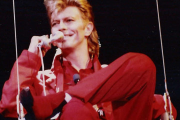 David Bowie - Spiderglass Tour