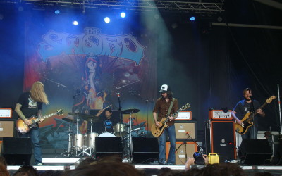 The Sword - Azkena Rock