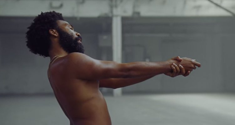 This is america Childish Gambino Premios Grammy