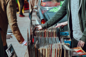 Record Store Day - discos