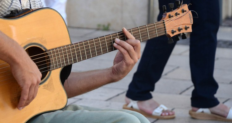 guitarra rumba