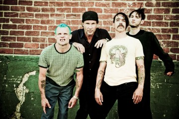 red hot chili peppers - grande